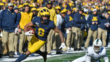 The kickoff time and TV channel have been set for the college football season opener between Michigan and Western Michigan.