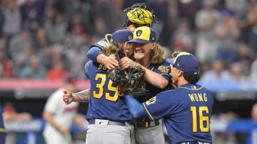Milwaukee set an MLB record with the ninth no-hitter of the season