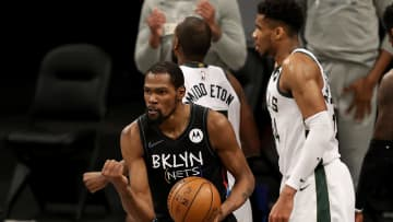 The Nets and Bucks are looking like the favorites to win it all.