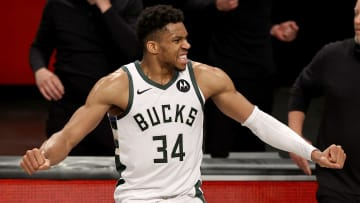 Giannis and the Bucks are coming off a big upset of the Nets.