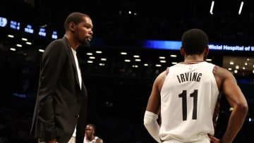 Kevin Durant, Kyrie Irving