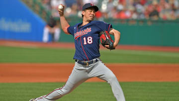 Kenta Maeda will make his first start for the Twins tonight since being put on the IL on May 22nd.