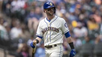 Top deep league fantasy baseball sleepers, including Mitch Haniger.
