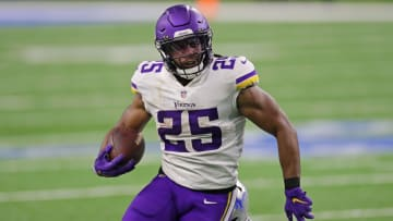 Alexander Mattison's fantasy outlook rises with Dalvin Cook's latest injury update.