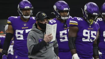 Mike Zimmer is ready to improve the Vikings' defense.
