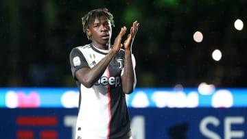 Moise Kean ist zurück bei Juventus