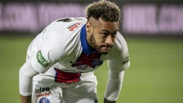 Neymar pourrait rater la finale de la Coupe de France.
