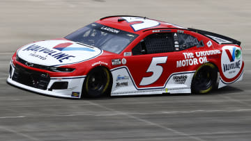 NASCAR odds, pole winner and starting lineup for Ally 400 Cup Series race at Nashville today.
