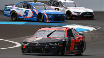 NASCAR odds, pole winner and starting lineup for FireKeepers Casino 400 Cup Series race at Michigan International Speedway on Aug. 22, 2021.
