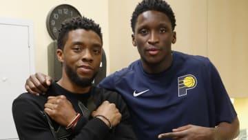 Chadwick Boseman, Victor Oladipo