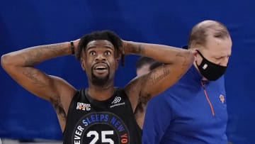Dallas Mavericks, Reggie Bullock