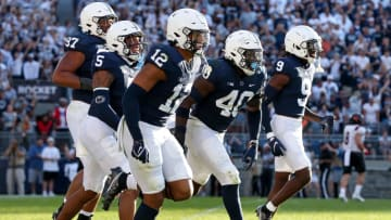 Penn State has a chance to pick up a win over a top-25 opponent in Week 3.   Matthew OHaren-USA TODAY Sports