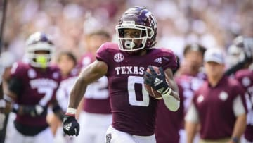 Texas A&M will look to stay undefeated in Week 4.   Jerome Miron-USA TODAY Sports