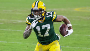 A look at the Green Bay Packers' WR depth chart following the NFL Draft.