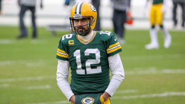 Aaron Rodgers' MVP odds have the quarterback positioned to contend for the award in 2021.