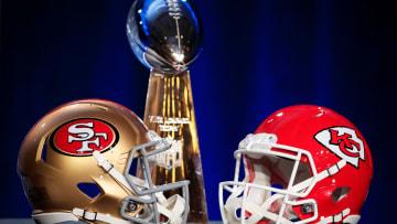 NFL Commissioner Roger Goodell Super Bowl Press Conference