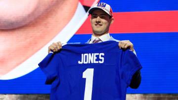 Daniel Jones NFL Draft.