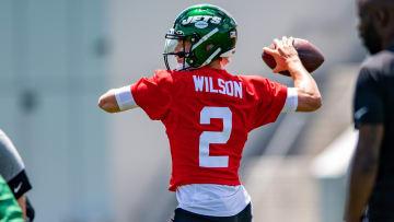 NY Jets Zach Wilson