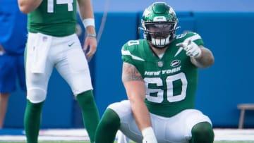 NY Jets, Connor McGovern