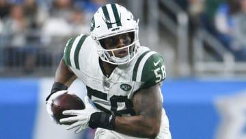 NY Jets, Darron Lee