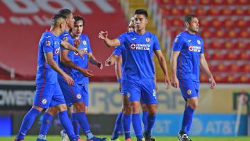 Necaxa v Cruz Azul - Torneo Guard1anes 2021 Liga MX