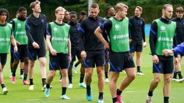 Netherlands Training Session - UEFA Euro 2020: Group C