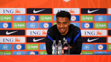 Netherlands Training Session and Press Conference - UEFA Euro 2020: Group C
