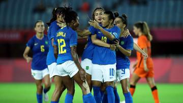 Brasil quer a classificação como primeiro colocado de chave