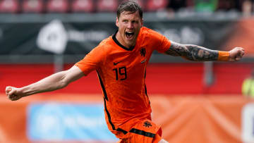 The Netherlands are back at the Euros