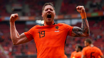 The Netherlands are looking to make a statement