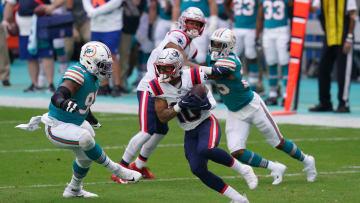 New England Patriots y Miami Dolphins se enfrentan en la Semana 1