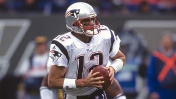 Tom Brady inició su carrera en los Patriots