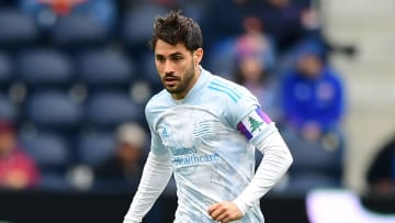 Carles Gil provided another two assists during the Revs' 3-2 win over the Red Bulls.
