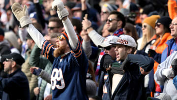 New York Giants v Chicago Bears