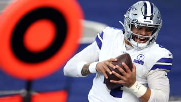 The Dallas Cowboys are being disrespected by early odds for the 2021 NFL season.