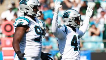 Top fantasy football streaming defense picks for Week 3, including the Carolina Panthers.