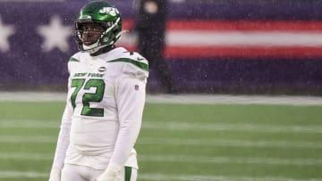 NY Jets, Cameron Clark
