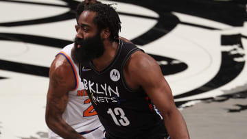 James Harden's injury crushes his MVP odds in the 2020-21 NBA season.