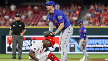 New York Mets vs Cincinnati Reds prediction and MLB pick straight up for today's game between NYM vs CIN.