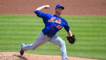 Jacob deGrom y los Mets debutarán ante los Nacionales en Washington