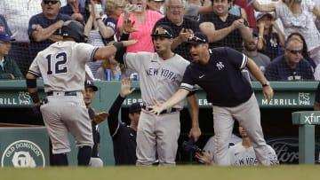 Los Yankees están de visita en casa de los Rays de Tampa Bay