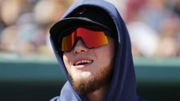 Boston Red Sox OF Alex Verdugo