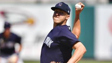 Jameson Taillon hará su estreno con los Yankees en la temporada 2021