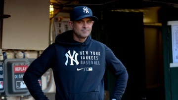 Aaron Boone is not worried about his future in the Yankees