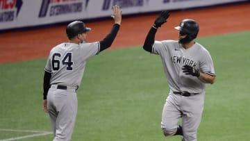 Los Yankees se encuentran a un solo juego del liderato del Este de la Liga Americana