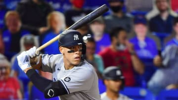 Aaron Judge disparó su tercer jonrón del 2021