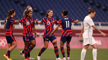 USA vs Australia Olympic women's soccer odds & prediction on FanDuel Sportsbook.