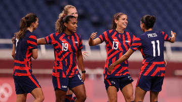 USWNT put their last defeat behind them on matchday two of the Olympics