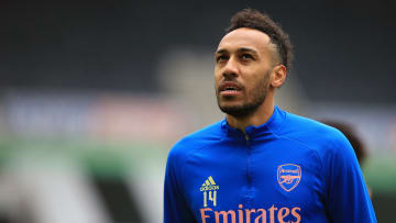 Pierre-Emerick Aubameyang is back for Arsenal