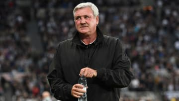 Steve Bruce could be in trouble